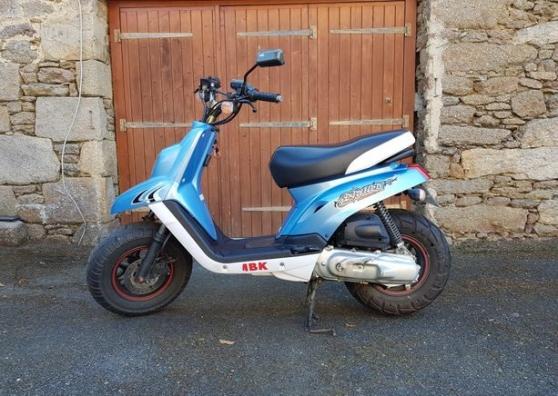 Annonce occasion, vente ou achat 'Scooter MBK Booster bon etat'