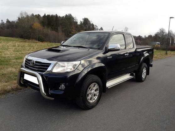 Toyota HiLux 2,5 - 144 D 4 WD Année 2012