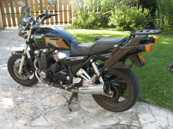 Annonce occasion, vente ou achat 'YAMAHA 1300 XJR'