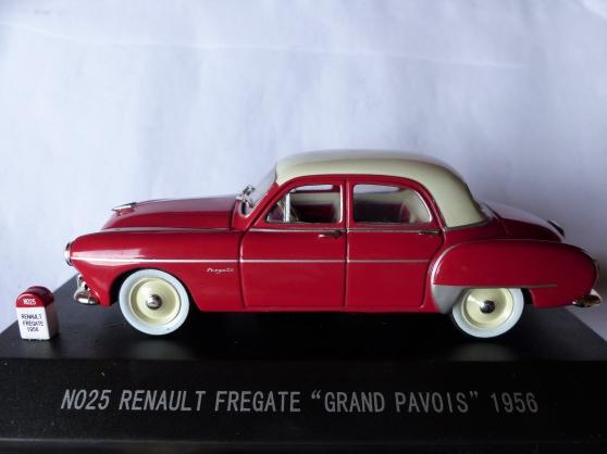 Annonce occasion, vente ou achat 'RENAULT FREGATE GRAND NOSTALGIE 1/43ème'