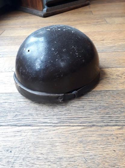 Annonce occasion, vente ou achat 'ancien casque bol marque geno pour motos'