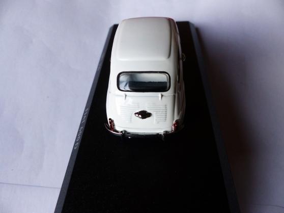 FIAT 600D DETAIL CARS 1/43 - Photo 3