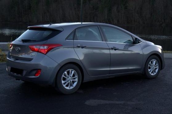 Hyundai I30 1.6 crdi 90 pack clim
