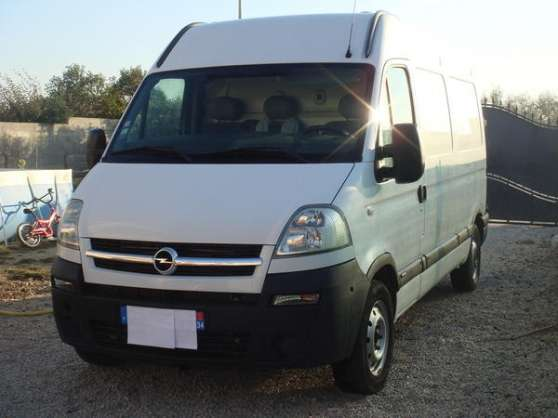 Opel Movano Fourgon 2.5 CDTI