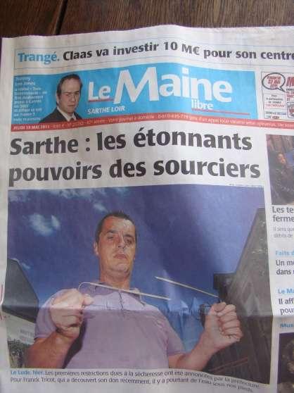 sourcier magnétiseur - Photo 2