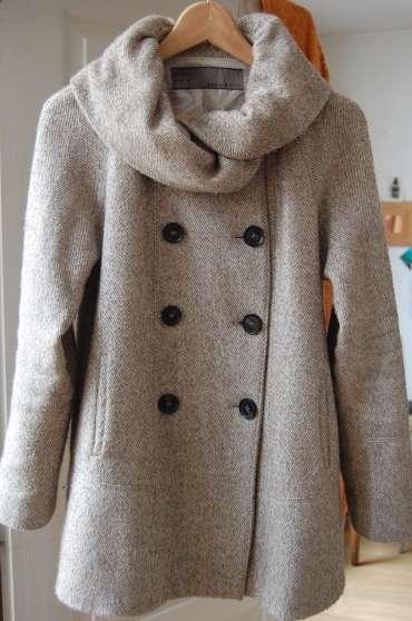 manteau femme zara basic paris v tements femme vestes et manteaux paris reference v t ves. Black Bedroom Furniture Sets. Home Design Ideas