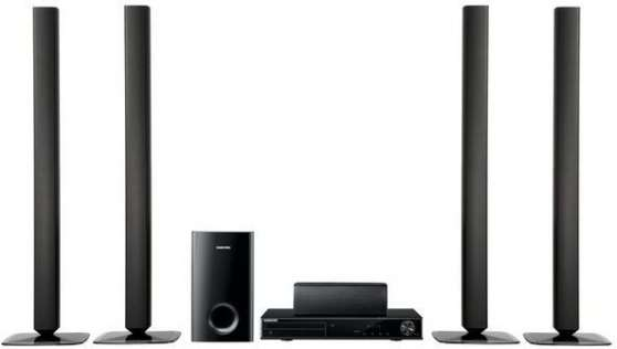 home cin ma 5 1 samsung ht tz315 audio t l dvd cd. Black Bedroom Furniture Sets. Home Design Ideas