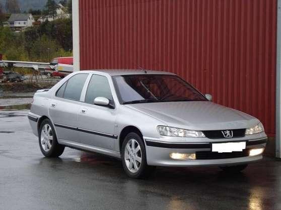 Peugeot 406 2.0 hdi 90 sr