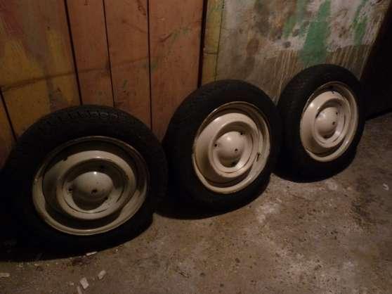 roues complètes voiture