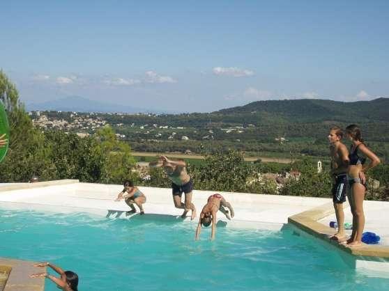 Gîte en Provence avec piscine pour 6 per