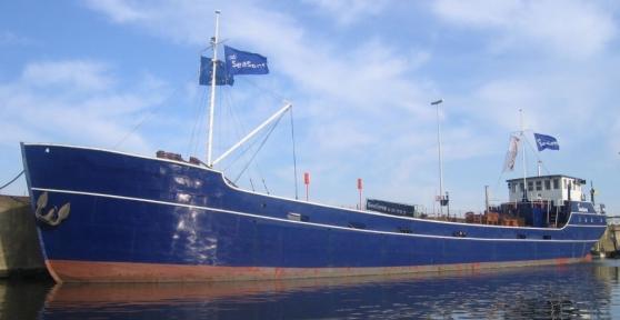 Annonce occasion, vente ou achat 'bateau-logement exceptionnel'