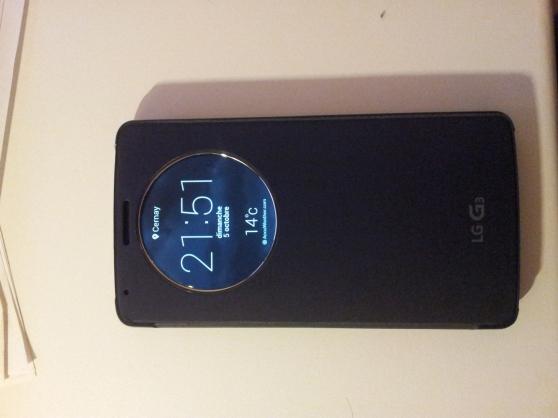 Annonce occasion, vente ou achat 'LG G3 Titan avec tout equipement'