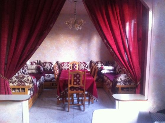 Salon marocain - Marche.fr