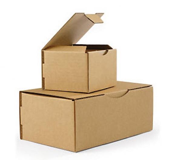 lot 42 cartons postal 21,5x15,x10