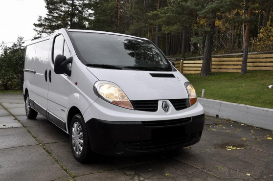 Renault Trafic 1.9 DCI 100 CH