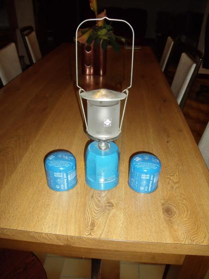 Annonce occasion, vente ou achat '1 Lampe de camping gaz'