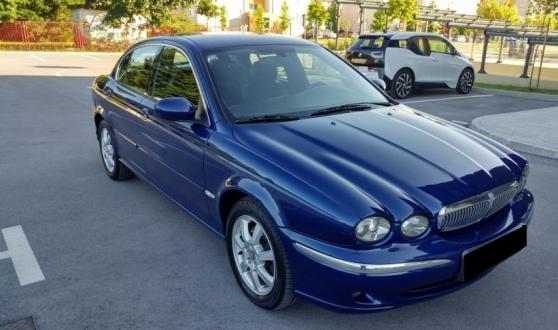 Jaguar X-type 2,0 D