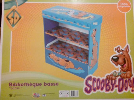 Annonce occasion, vente ou achat 'Bibliothèque scooby-doo'