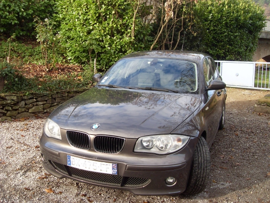 Bmw serie 1 118d gps al s auto bmw al s reference for Code postal ales