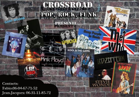 Annonce occasion, vente ou achat 'groupe pop rock funk, recherche batteur'