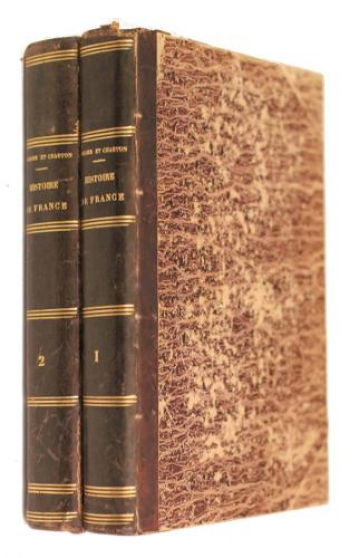 Petite Annonce : Histoire de france ancienne (1860) - Histoire de France depuis, d\'après les documents originaux et les