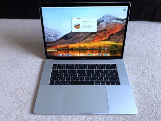 """macbook pro retina 15"""" 2017 sous garanti - Annonce gratuite marche.fr"""