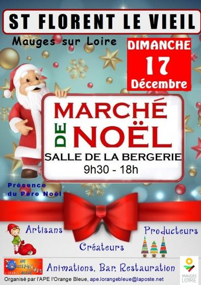 marché de noël, 17 dec, int et ext - Annonce gratuite marche.fr