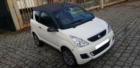 Petite Annonce : Aixam city voiture sans permis - Voiture sans permis Aixam City super luxe occasion Année : 2009