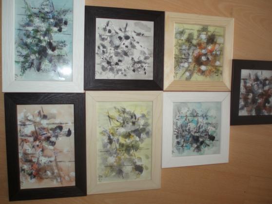 """Aquarelle Collection """"Jardin Enchanté"""""""
