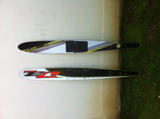 Vends deux monoski slalom - Photo 2