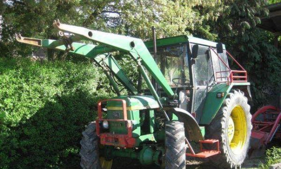 tracteur john deere 2130 ls - Annonce gratuite marche.fr