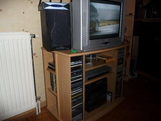 ensemble TV - HIFI - DVD - meuble Tv