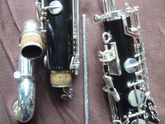 clarinette basse SELMER (en si bemol)