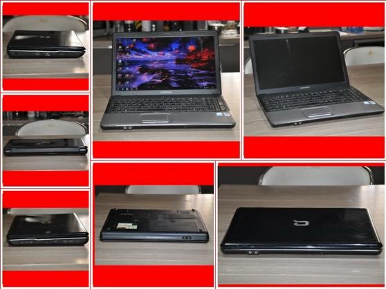 HP Compaq Presario CQ60-120ef de 15,4 po