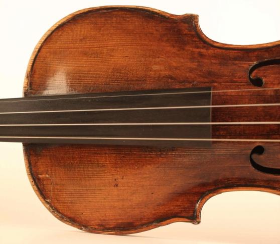 Vieux violon d\'Aegidius Kloz - Photo 3