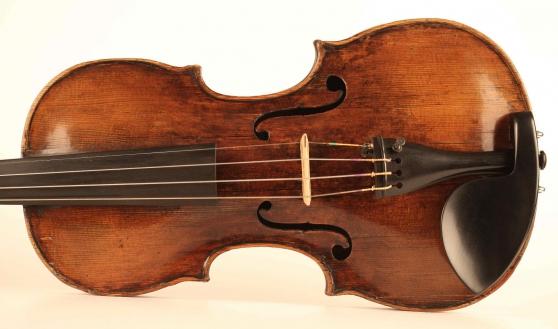 Vieux violon d\'Aegidius Kloz - Photo 4
