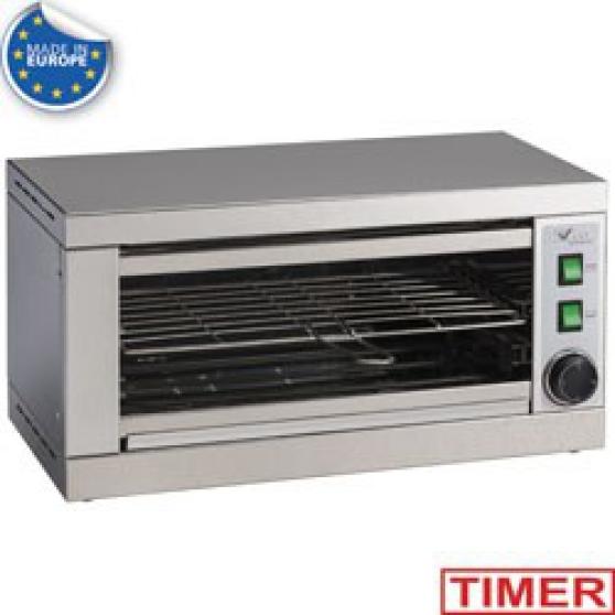 Toaster-salamandre 1 étage, avec minuter