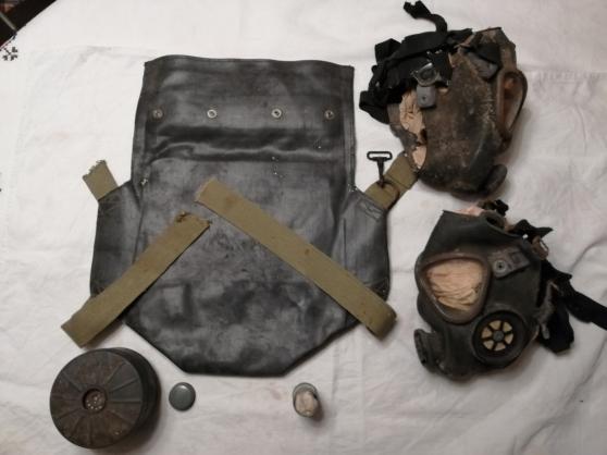 Gas Mask 1944, Assault, M-5-11-7.