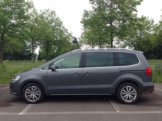 Annonce occasion, vente ou achat 'VW SHARAN SHARAN 2.0 TDI DSG BLUE MOTION'