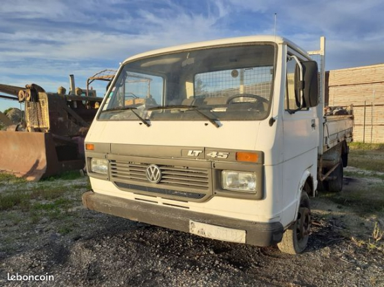 Annonce occasion, vente ou achat 'Petit camion benne W LT45'