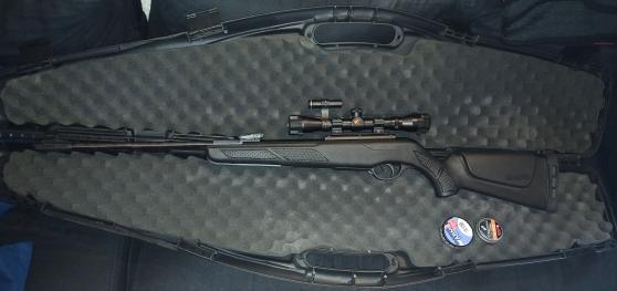 Fusil à plomb GAMO 4.5 MM