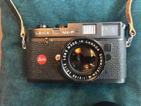 Annonce occasion, vente ou achat 'Leica M6 SUMMILUX-M 1: ASPH 1,4 / 35mm'