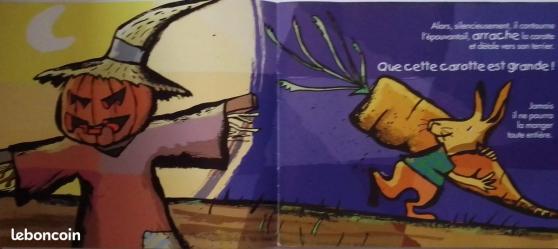 Arsène et le PotagerMagique Livre Enfant - Photo 3
