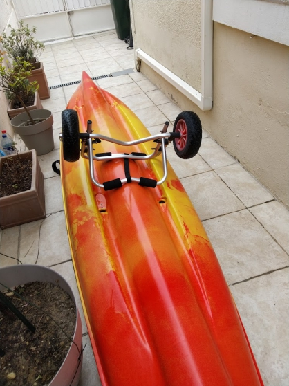 Annonce occasion, vente ou achat 'KAYAK de mer NEUF plus accessoires'