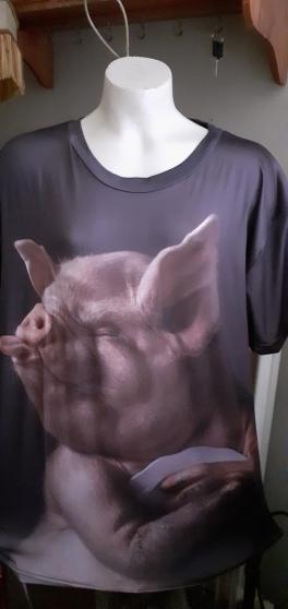 Tee-shirt Taille XL - Photo 2