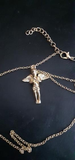 Annonce occasion, vente ou achat 'Pendentif et son Ange'
