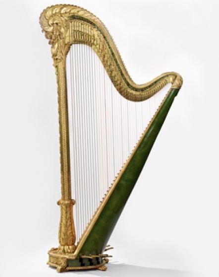 Annonce occasion, vente ou achat 'Cours de Harpe, Solfège et éveil musical'