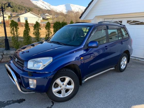 Toyota RAV4 2.0-150 4WD