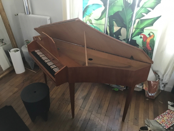 Annonce occasion, vente ou achat 'EPINETTE - Petit clavecin etude'