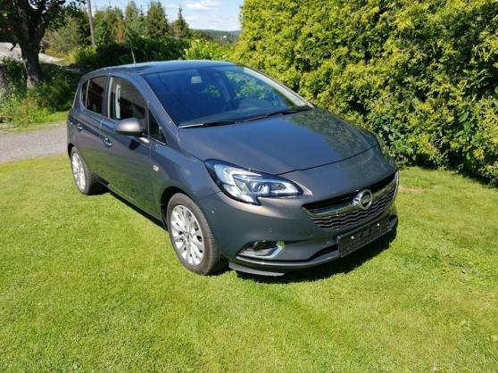 Opel Corsa Nickel papiers à jours